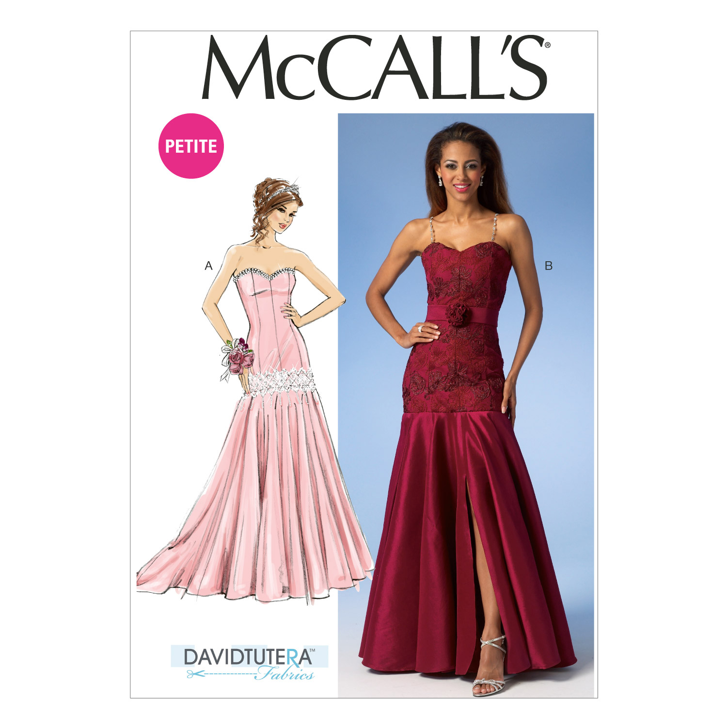 McCall\u0027s Misses Special Occasion-M7050