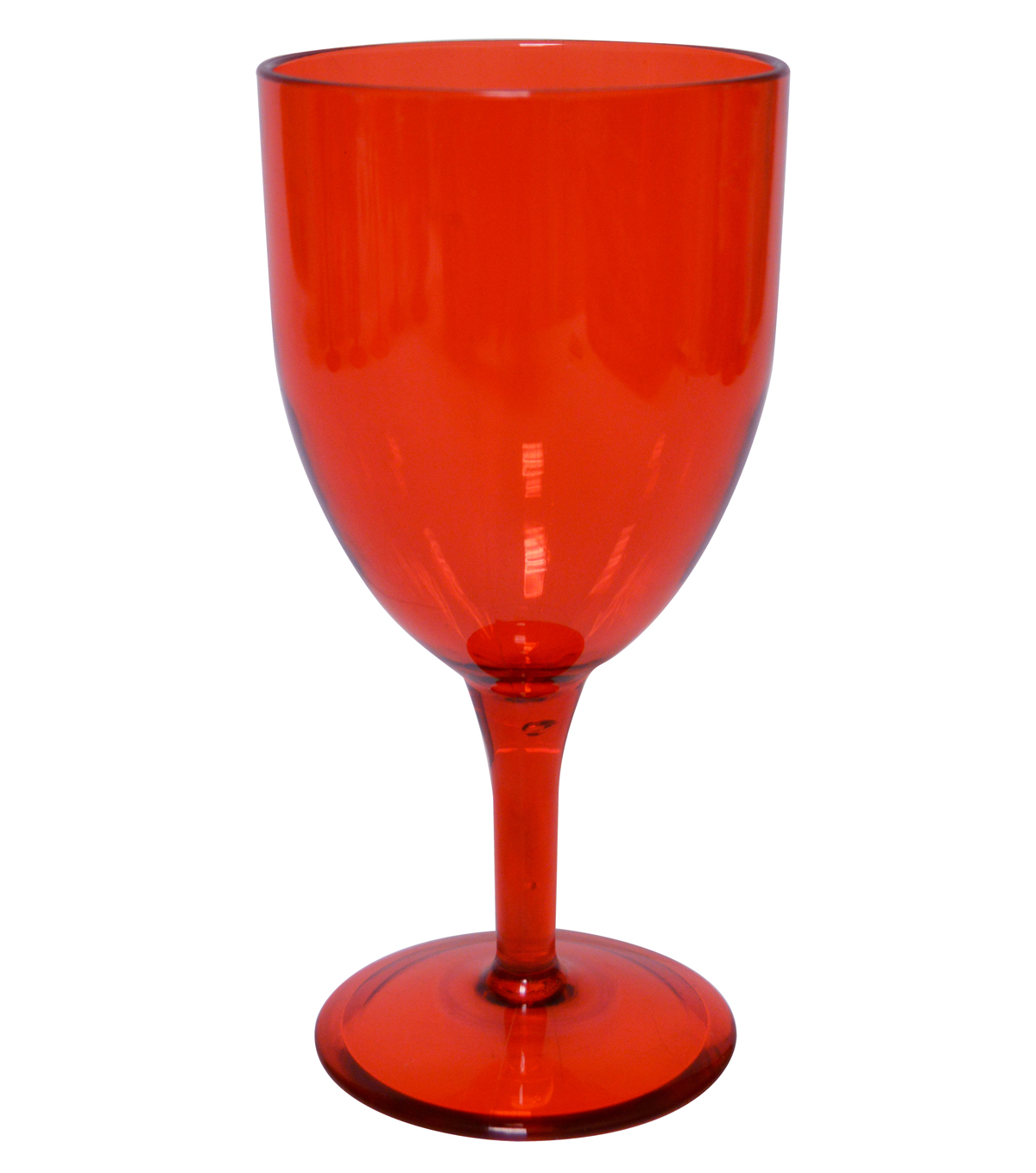 Wine Glass Ps 16 Oz Red