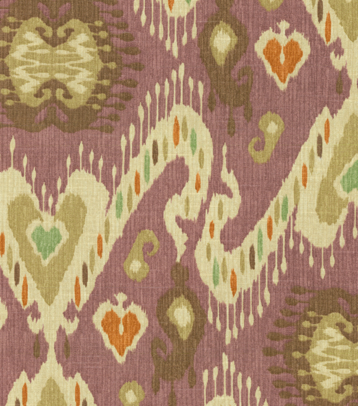 Home Decor 8\u0022x8\u0022 Fabric Swatch-Waverly Enlightened Mulberry