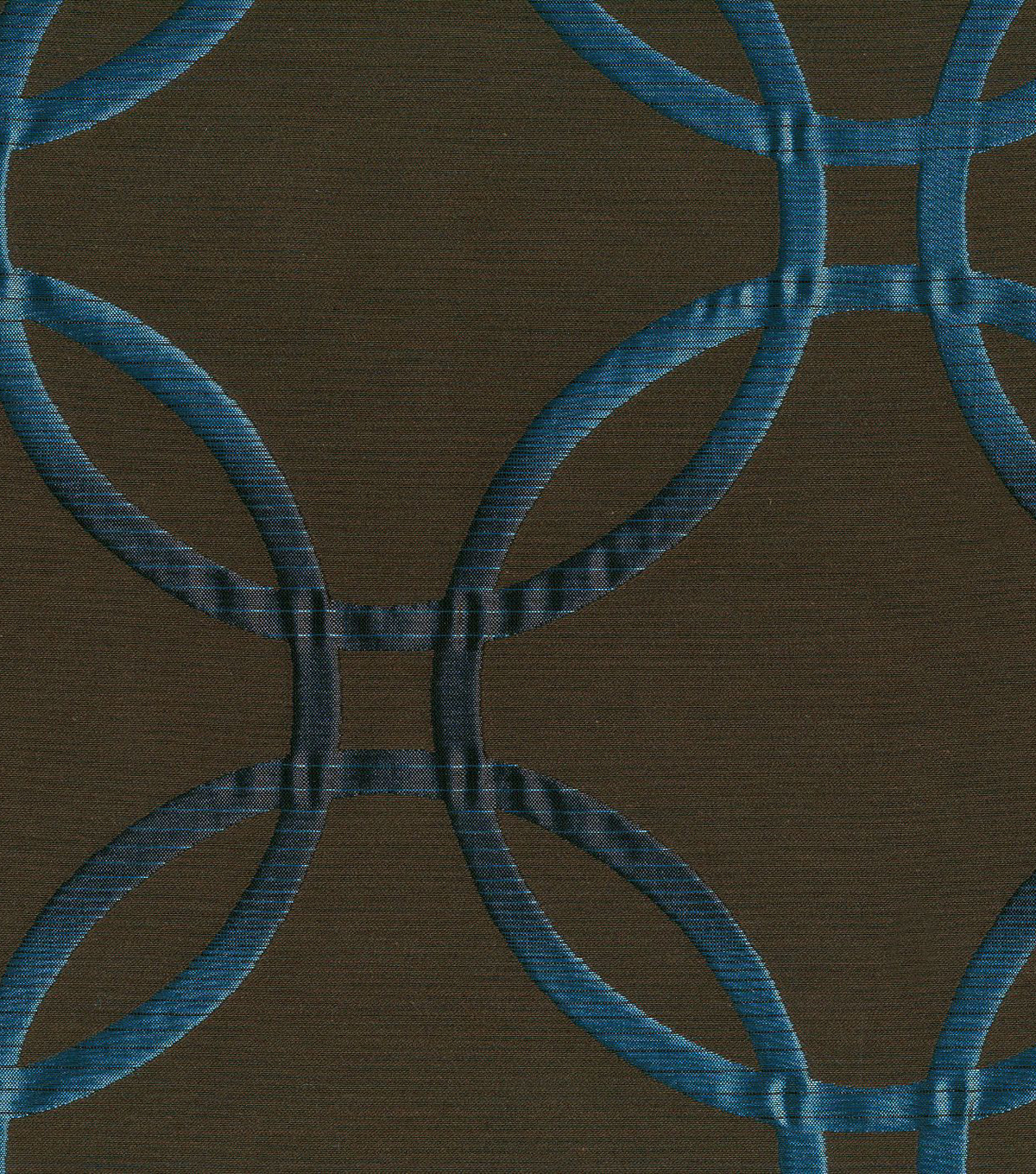 "Home Decor 8""x8"" Fabric Swatch-Elite Monza Cocoa"