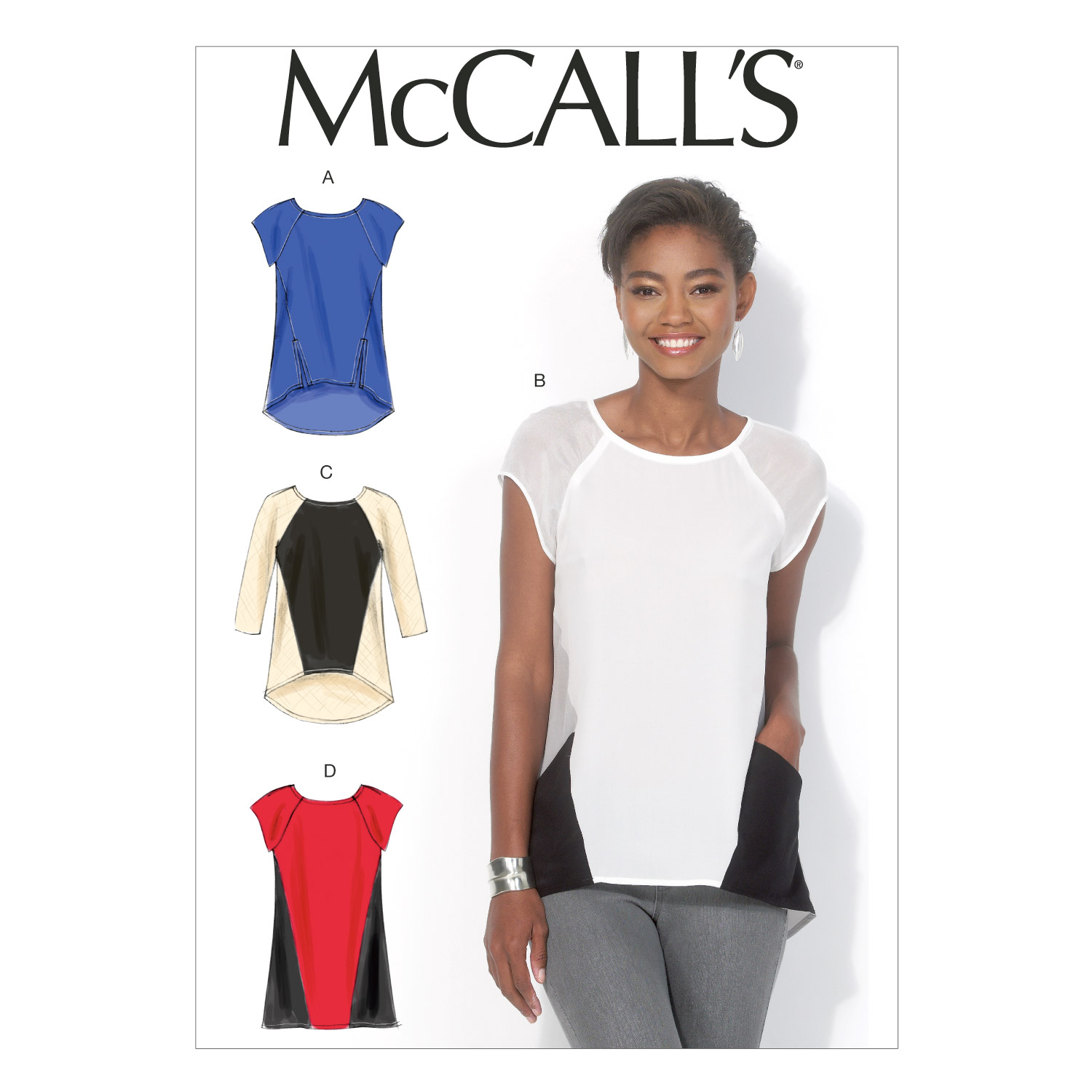 McCall's Misses Top-M7093