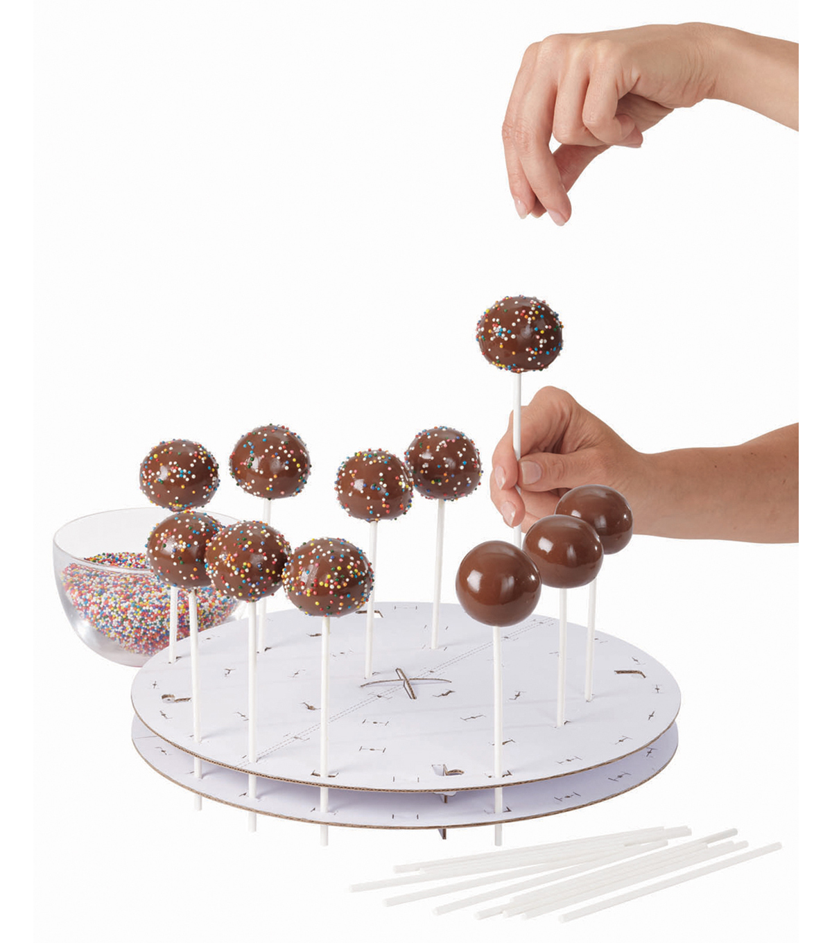 Wilton® Pops Decorating Stand
