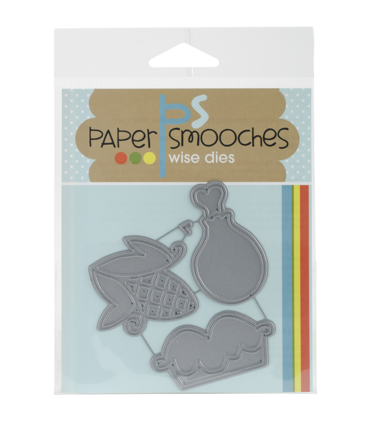 Paper Smooches Wise Die-Thanksgiving