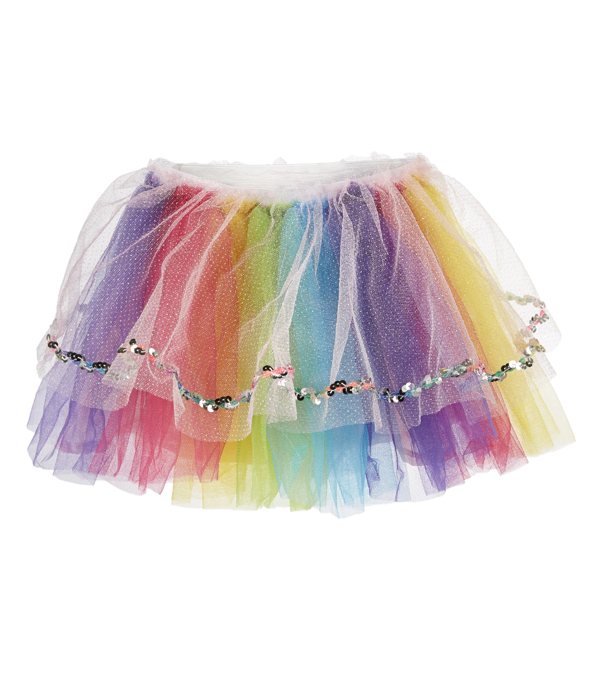 Fashion & Fluff™ Rainbow Fairy Tutu