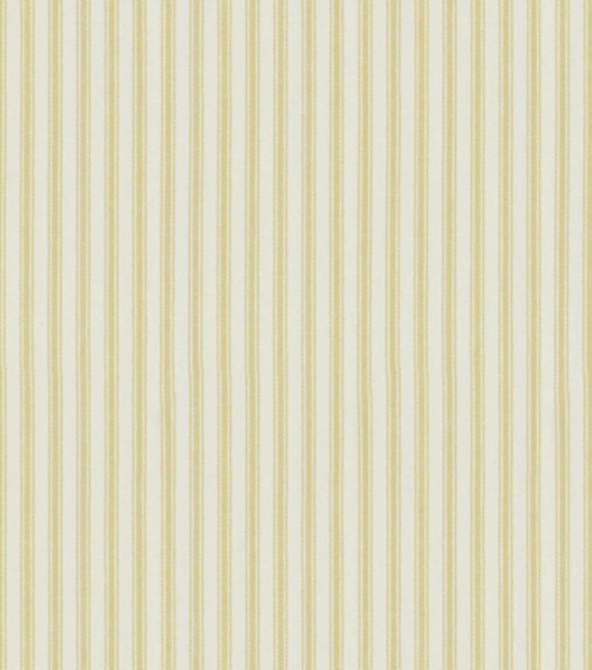 Waverly Upholstery Fabric-Classic Ticking/Gold