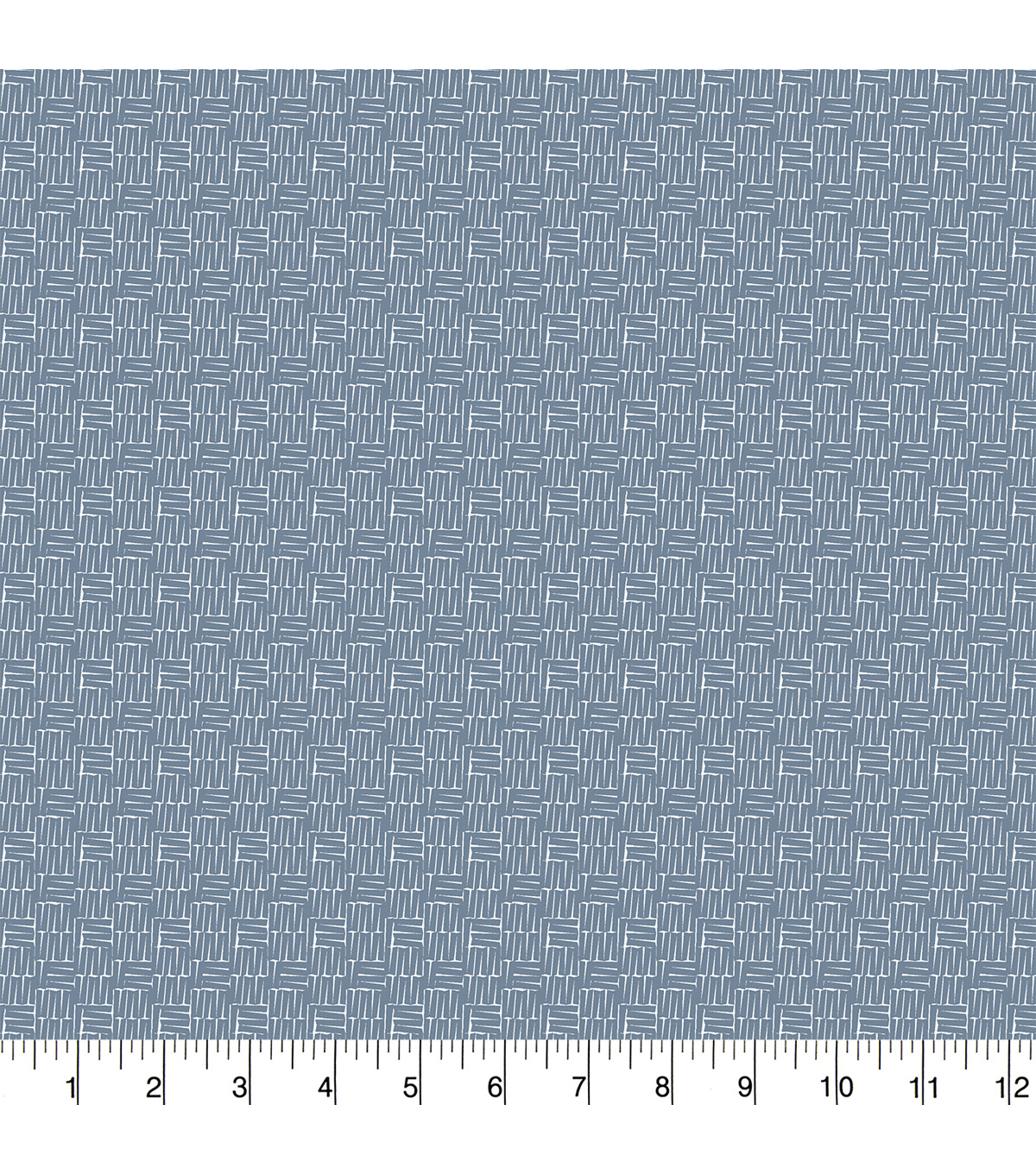 Quilt Block of the Month Coordinating Fabric 43\u0022-Navy Basketweave