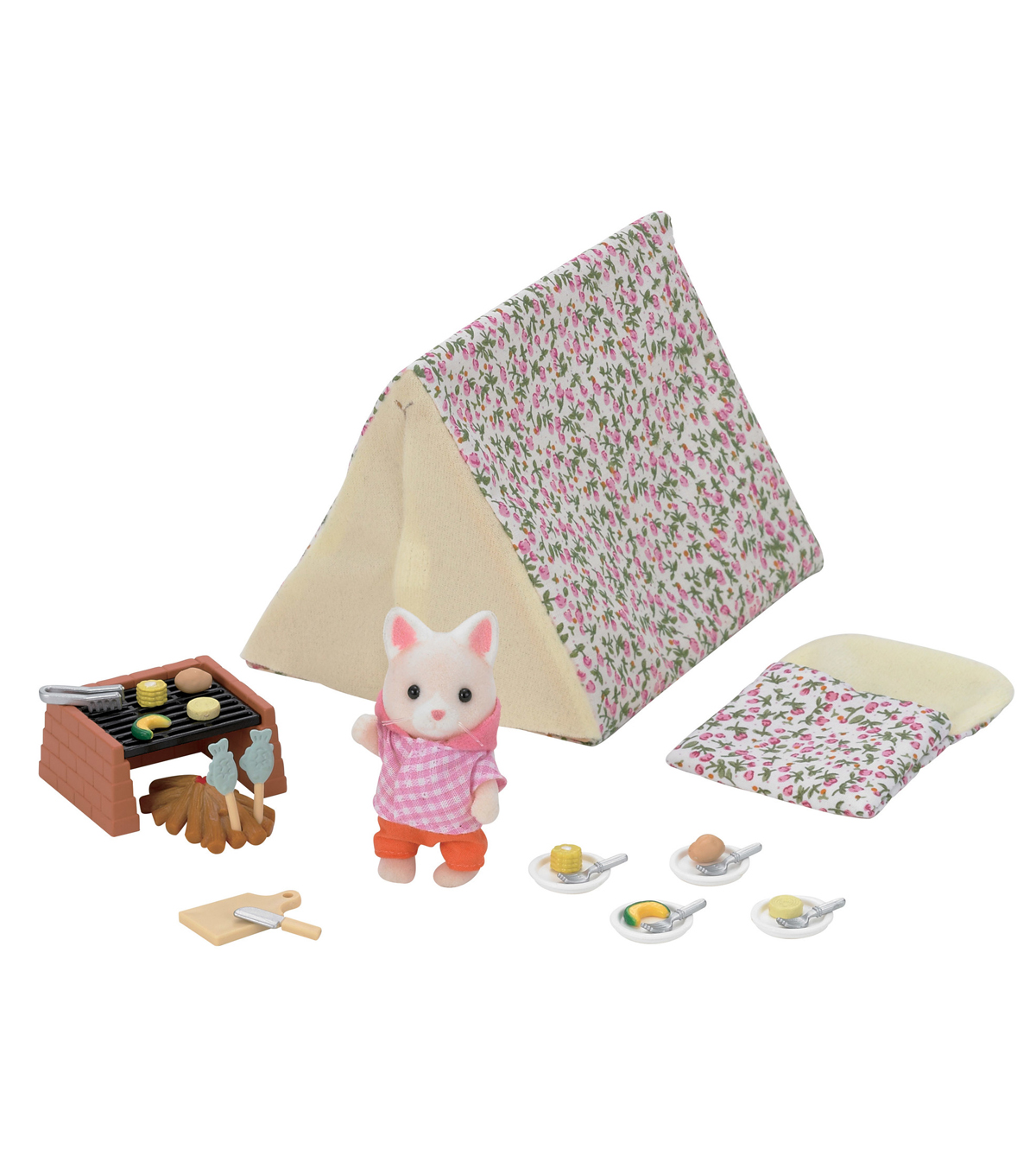 calico critters let u0027s go camping joann