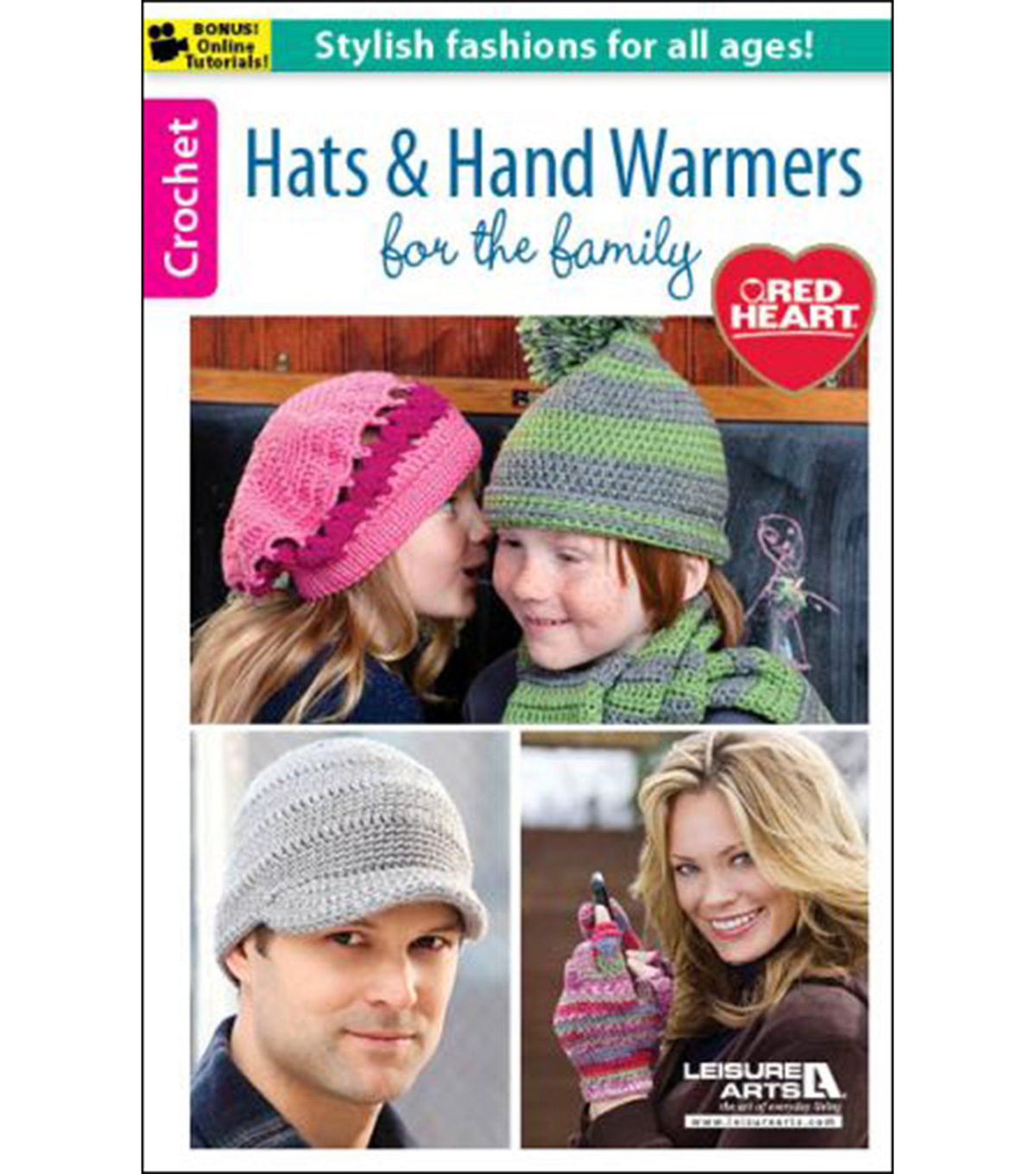 Hats & Hand Warmers For The Family