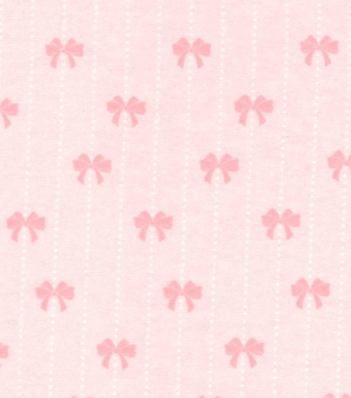 "Magic Moon™ Flannel Fabric 43""-Tiny Dancer Bows"
