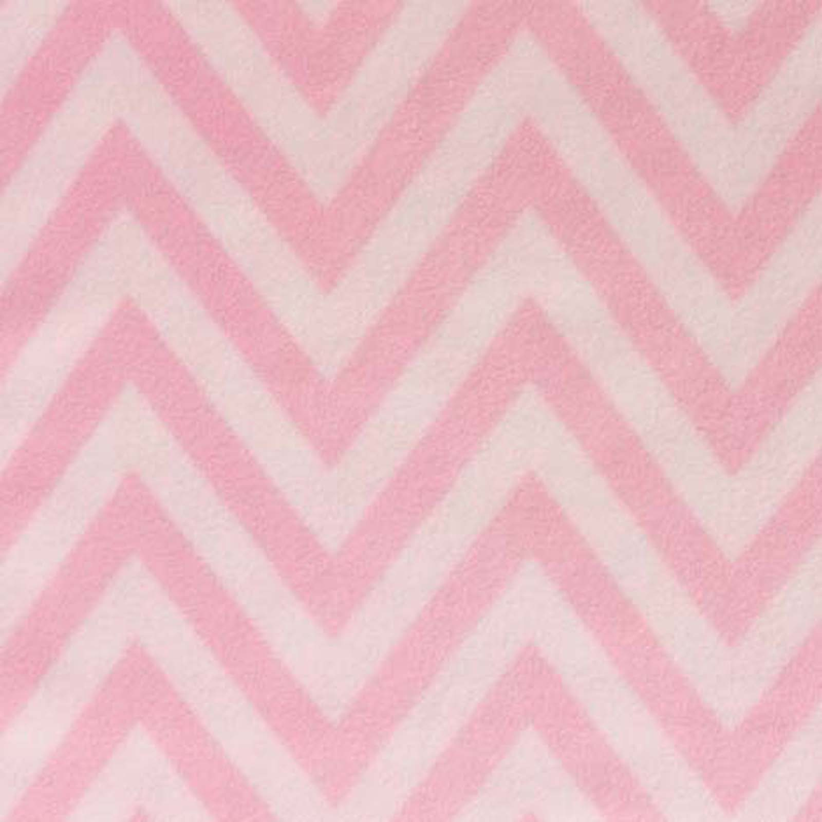 Sunwashed Pink Chevron