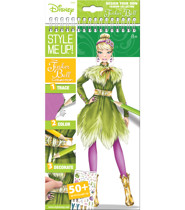 Tinker Bell Collection Sketchbook