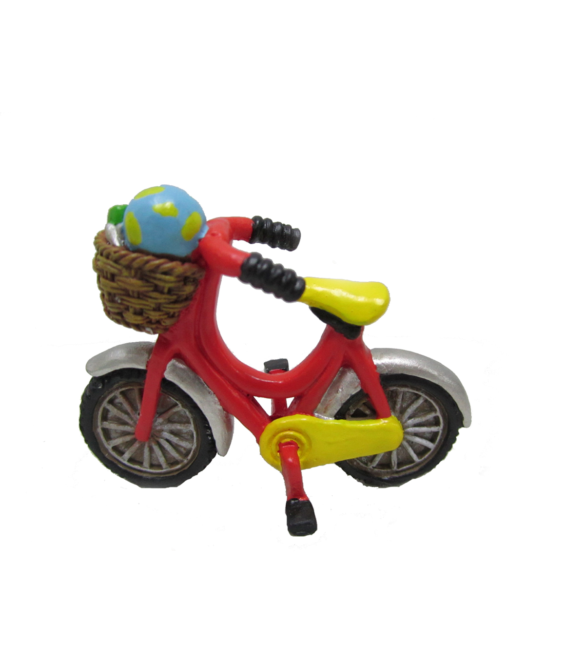 Bloom Room Littles Resin Bicycle with Globe