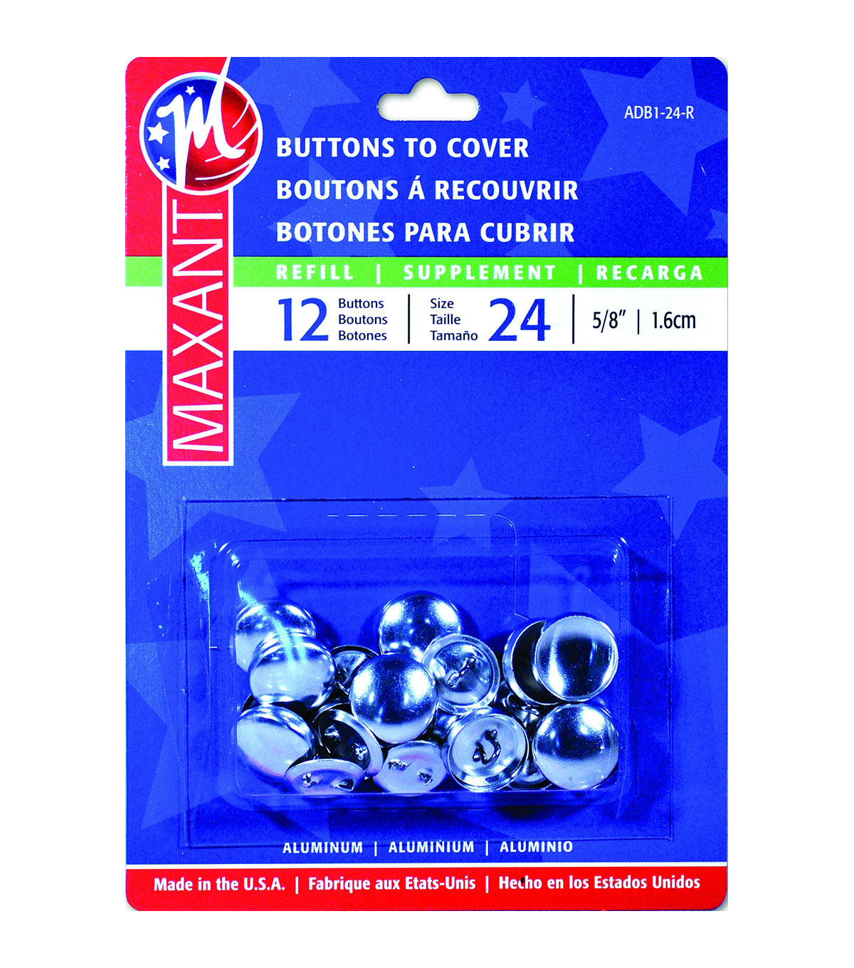 Maxant Cover Buttons With Tool