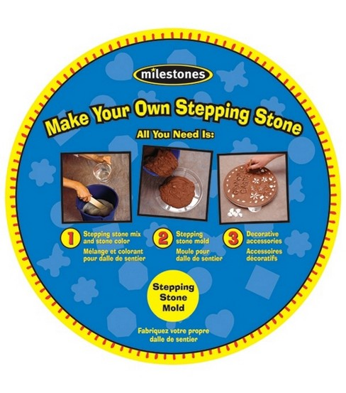 Stepping Stone Mold Round 8\u0022