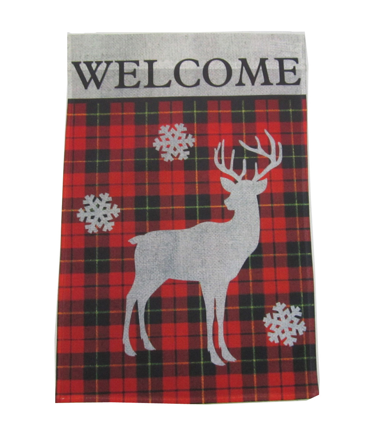 Maker's Holiday Flag-Deer