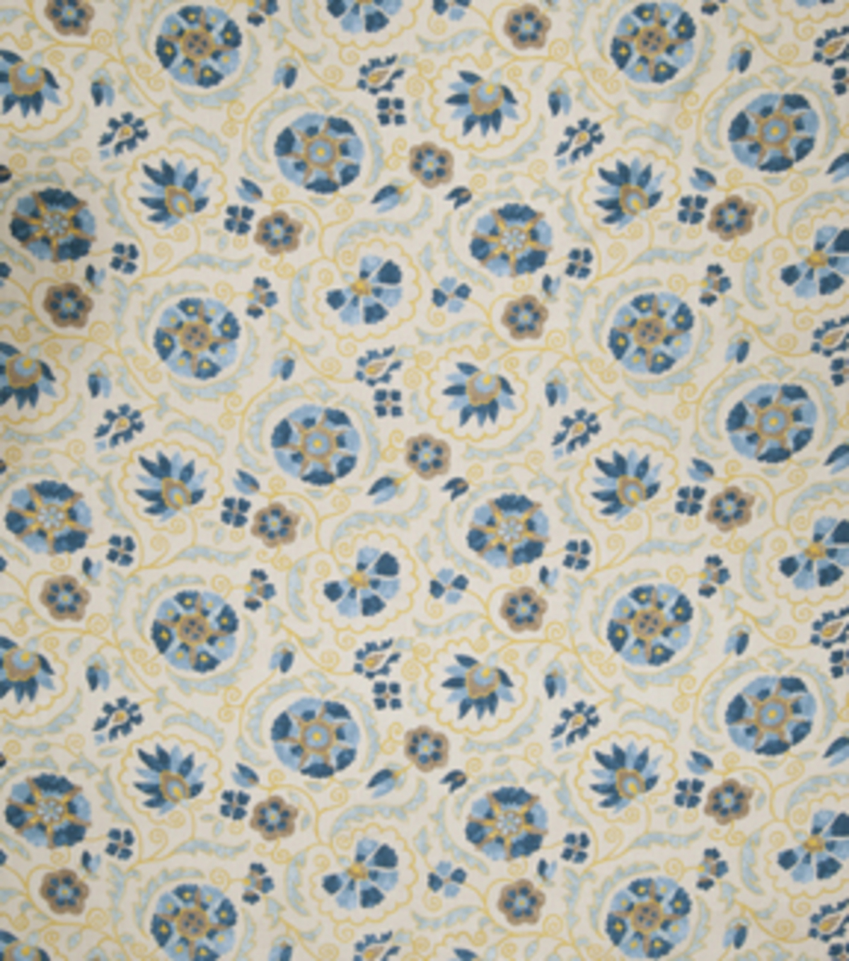 Home Decor 8\u0022x8\u0022 Fabric Swatch-Jaclyn Smith Clarinet Denim