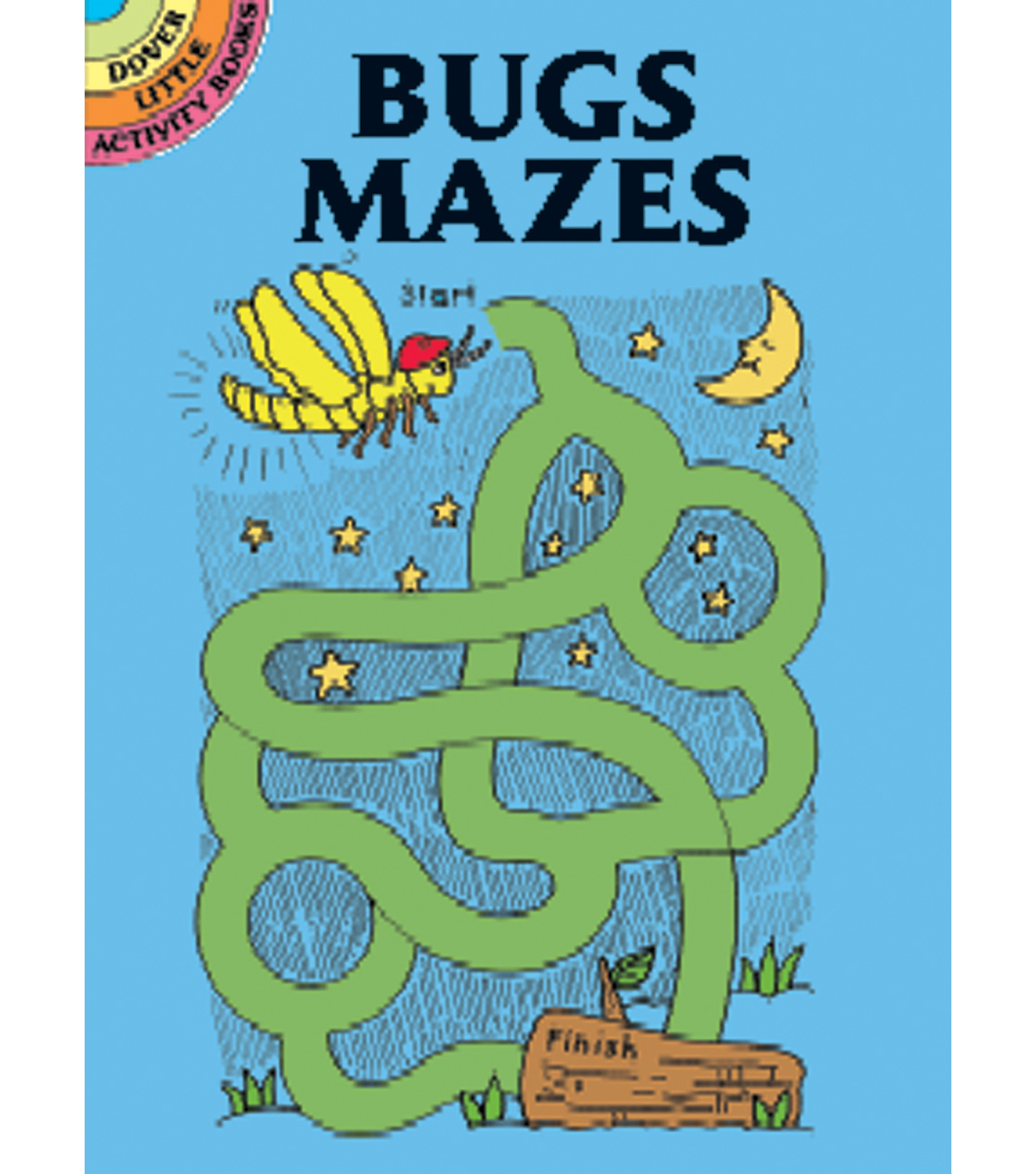 Dover Publications-Bugs Mazes