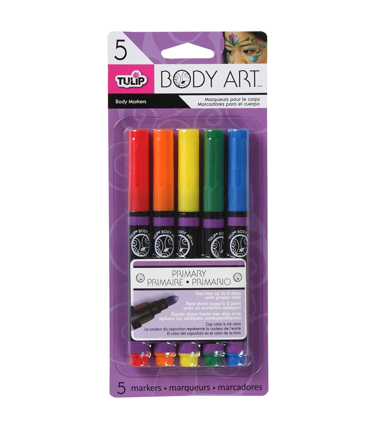 Psp Multi Primary 5 Pk Markers