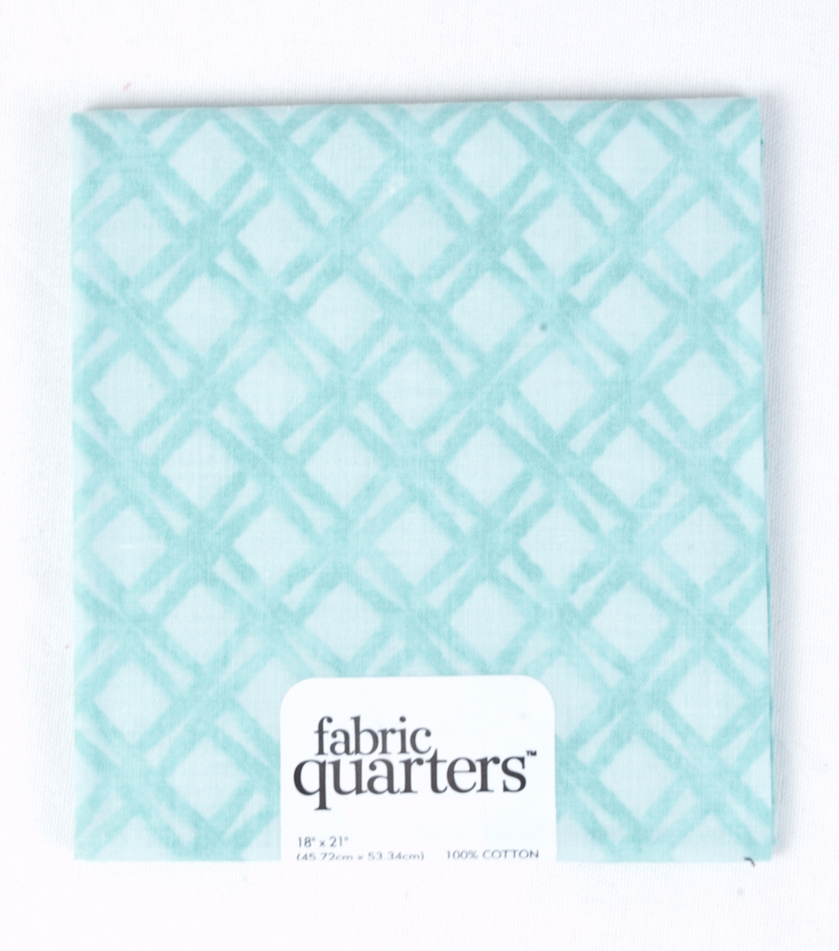 Fabric-Quarters Cotton Fabric-Assorted Blue