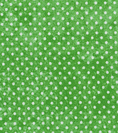 Keepsake Calico™ Cotton Fabric 43\u0022-Dot Texture On Green
