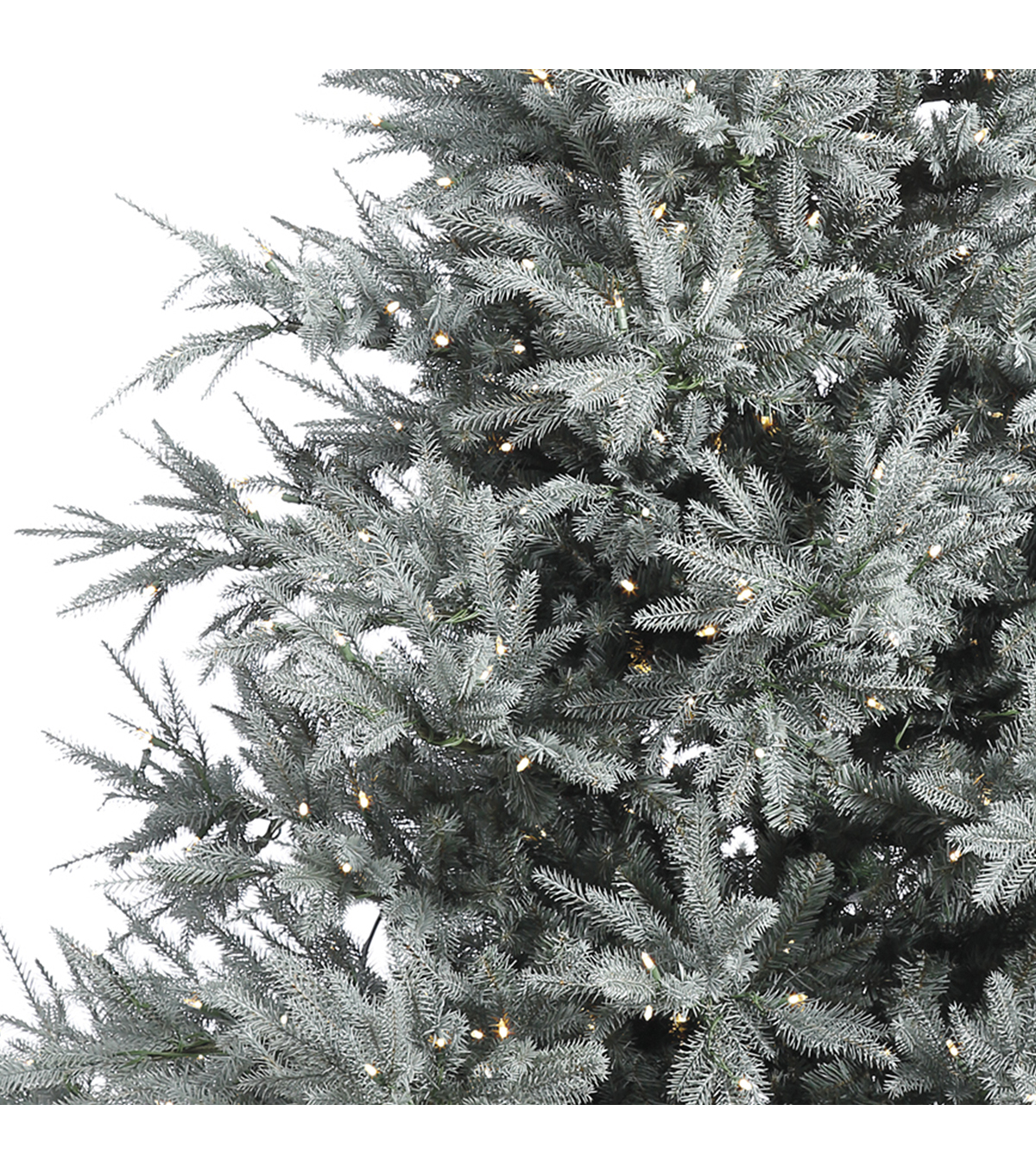 Bloom Room 8\u0027 Whispering Pine Pre-Lit Christmas Tree