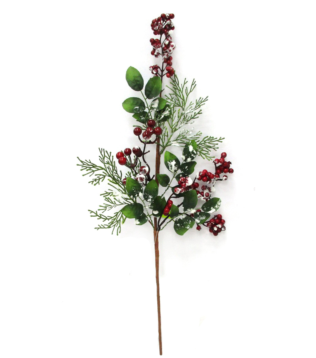 Blooming Holiday Berry & Cedar Spray