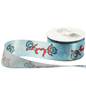 Dr. Seuss One Thing Two Thing Ribbon