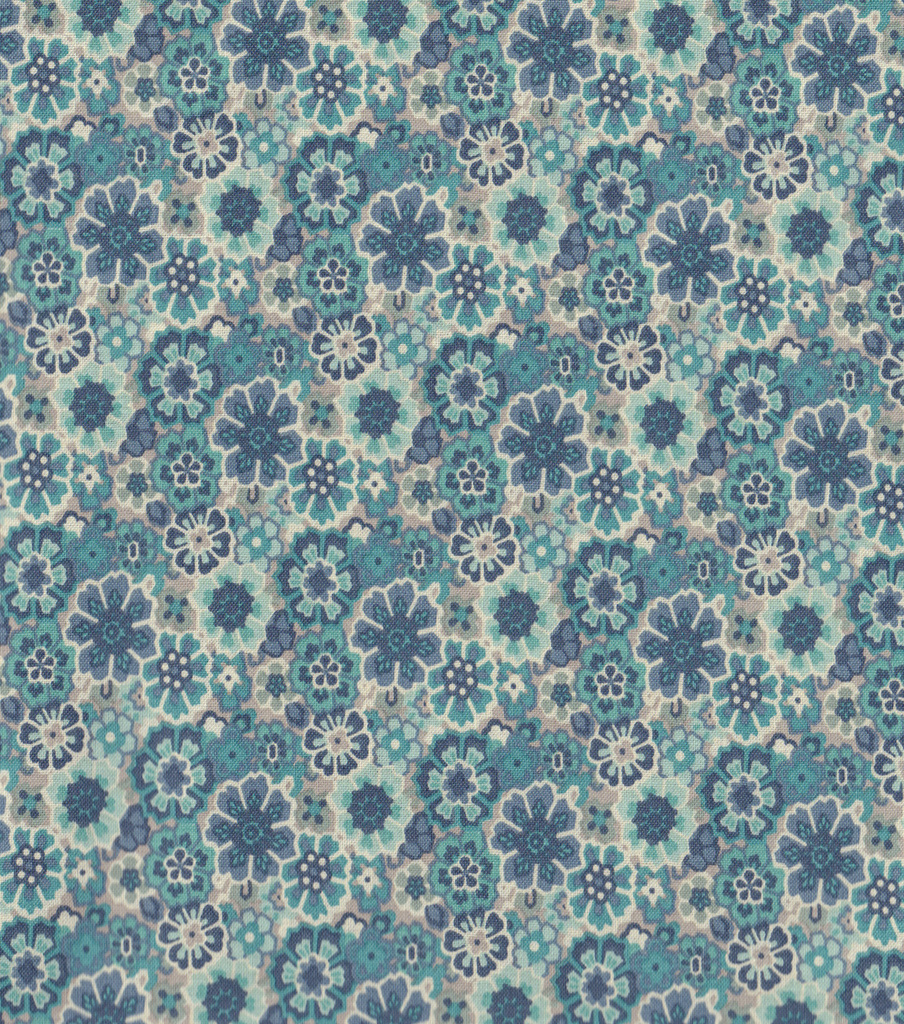 Keepsake Calico™ Cotton Fabric 44\u0022-Hippie Teal