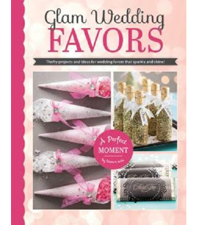 Glam Wedding Favors Book