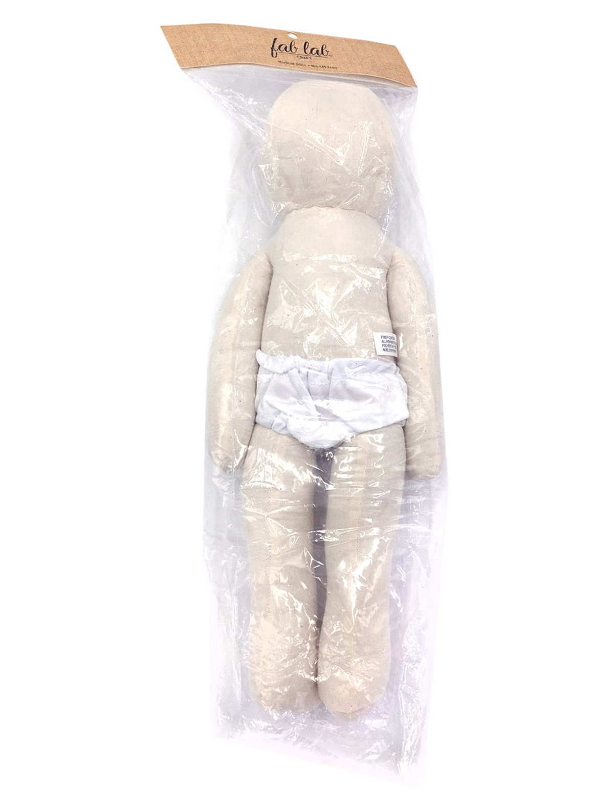 Bendable Muslin Doll 18\u0022