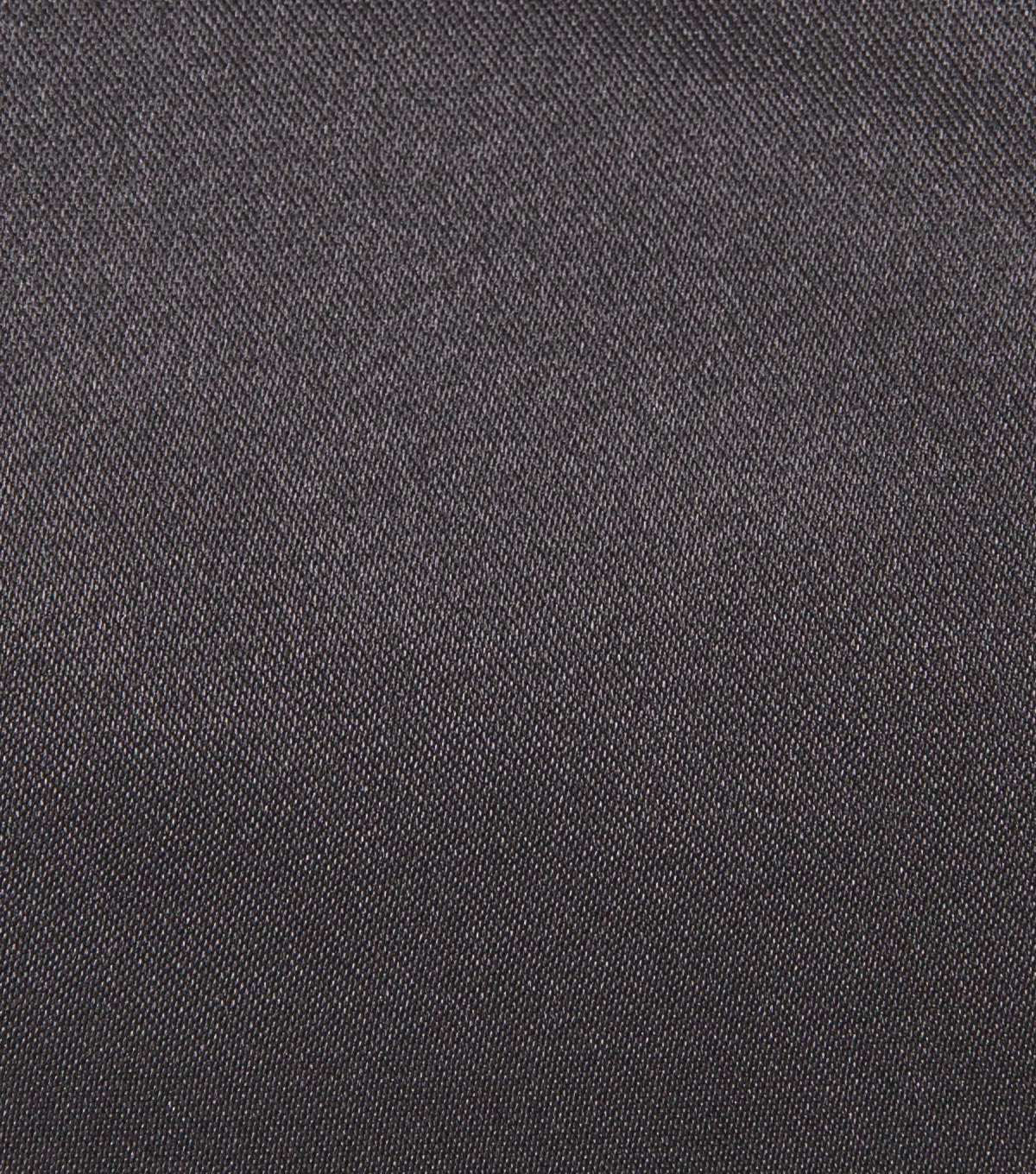Glitterbug Satin Fabric 45\u0027\u0027-Black Solid