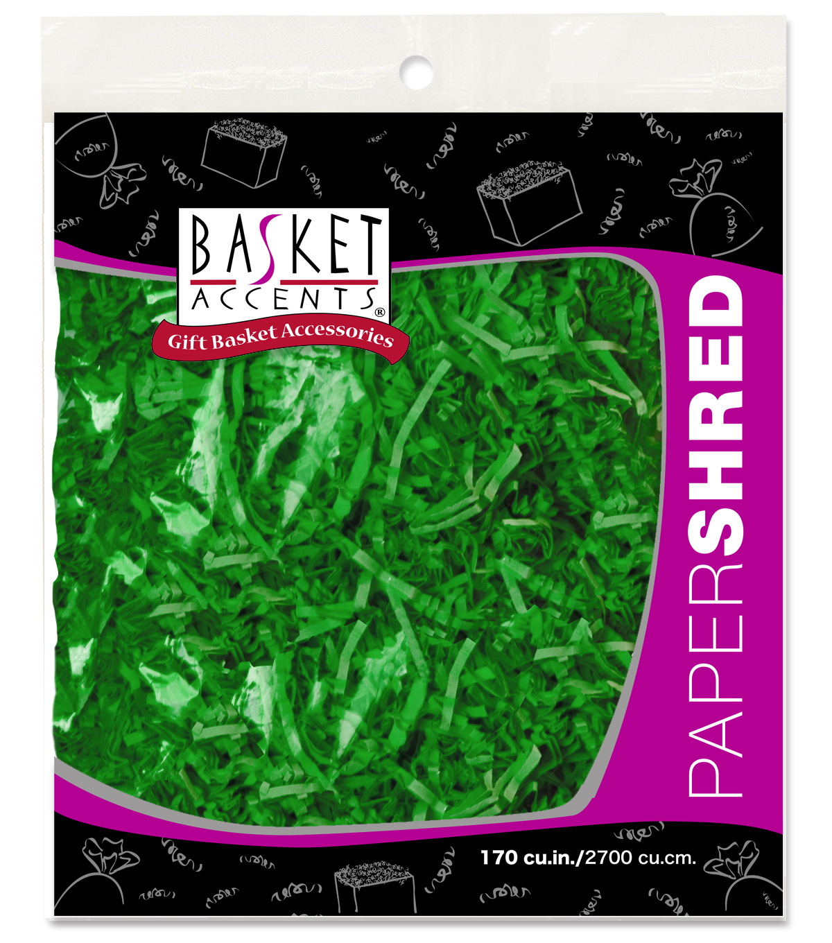 Green Paper Shred-4oz