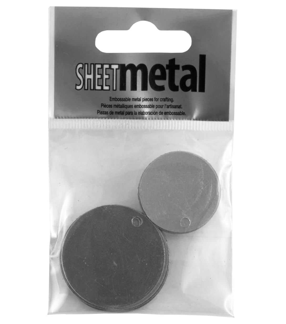 Sheet Metal Combo Pack-Circles