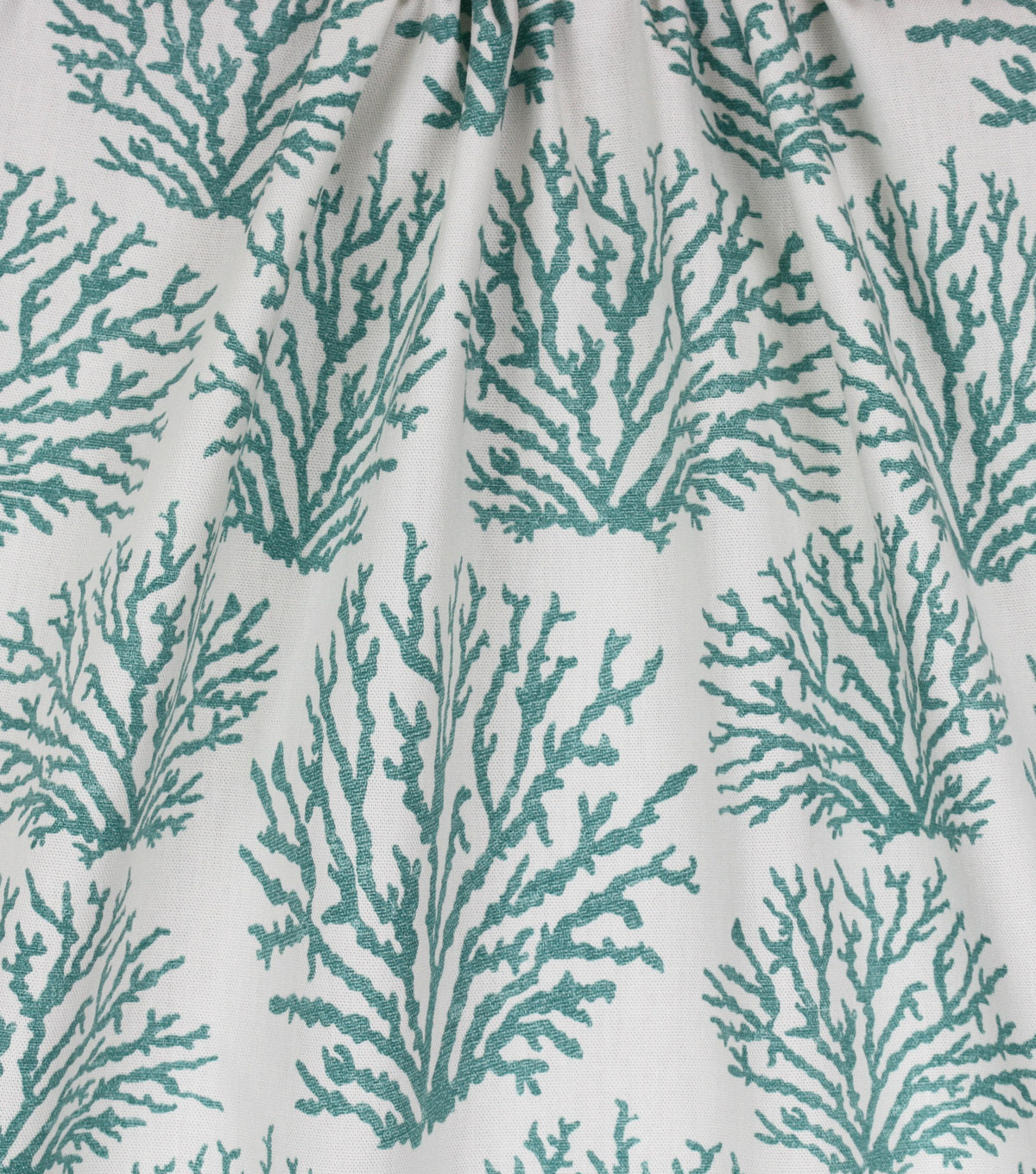 Home Essentials Lightweight Decor Fabric 45\u0027\u0027-Beachglass Coralreef