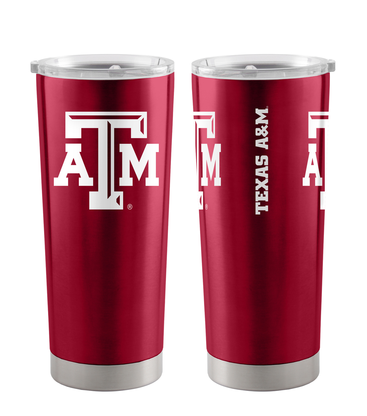 Texas A&M University Aggies 20 oz Insulated Stainless Steel Tumbler