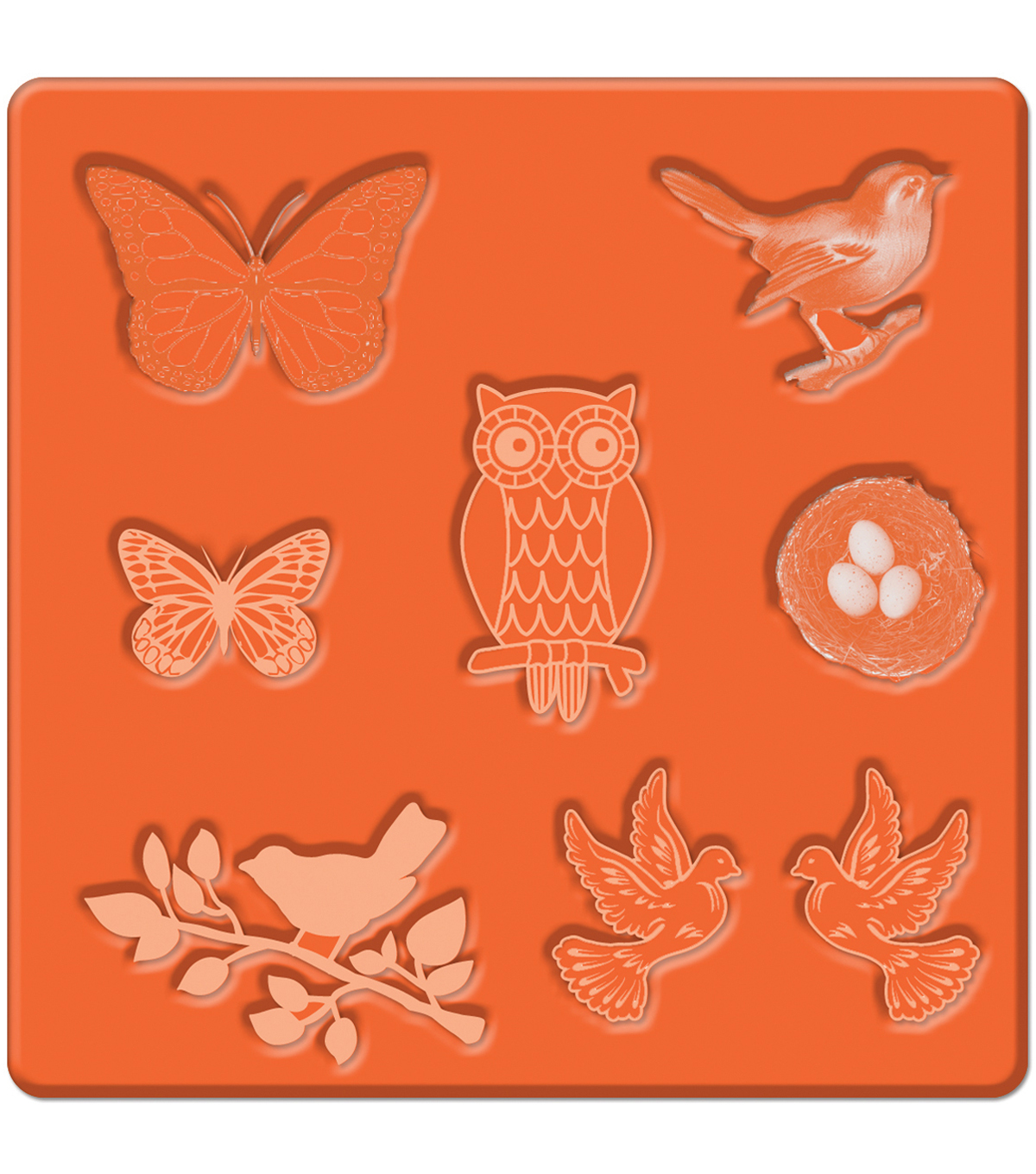 Mod Podge Mod Mold Nature Icons