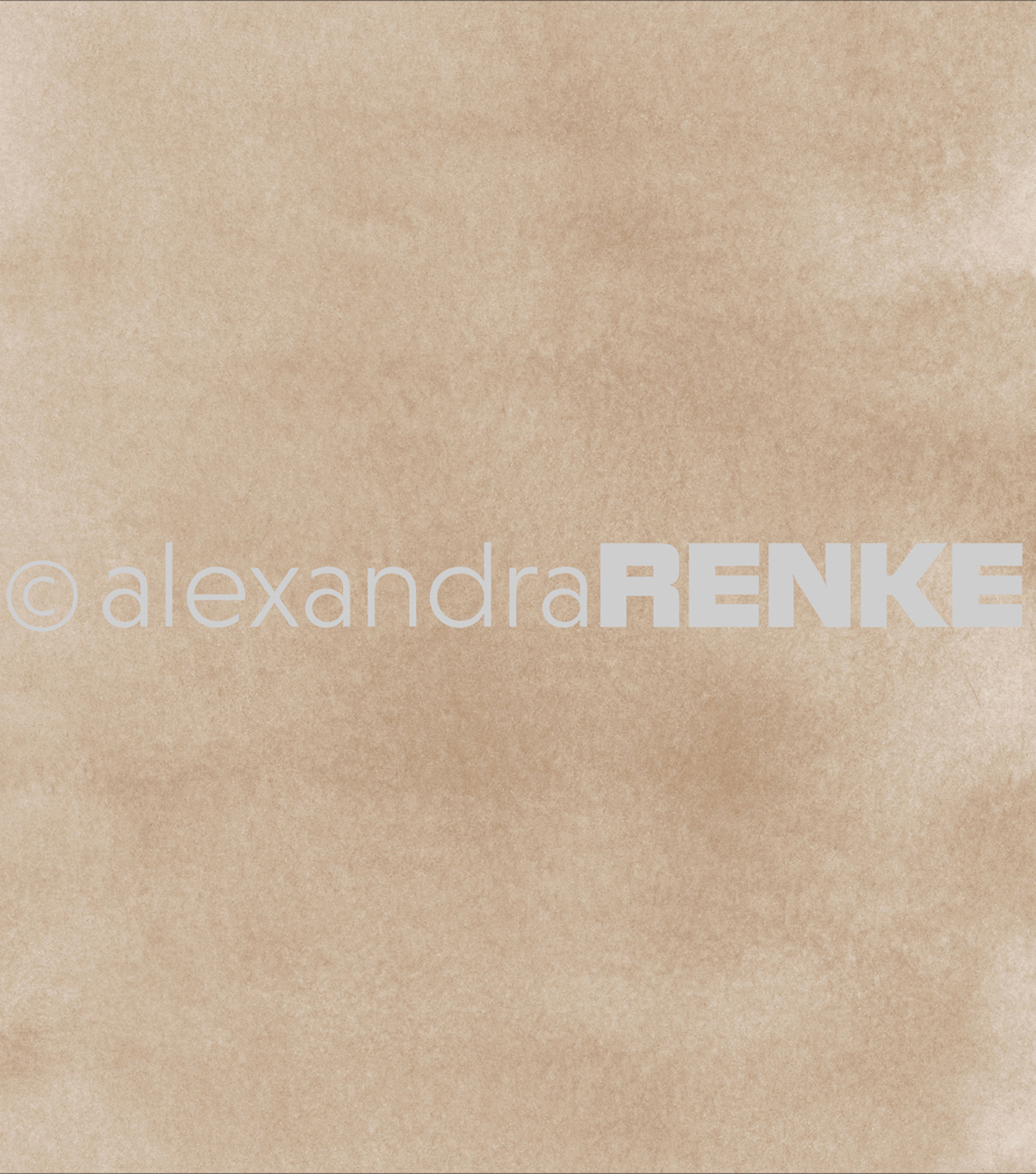 "Alexandra Renke Mimi's Basic Design Paper 12""X12""-Gold Watercolor"