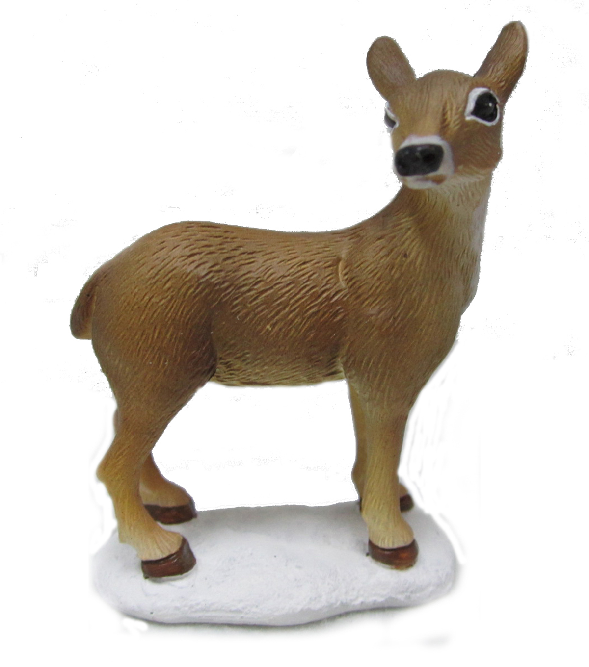 Maker\u0027s Holiday Littles Resin Deer