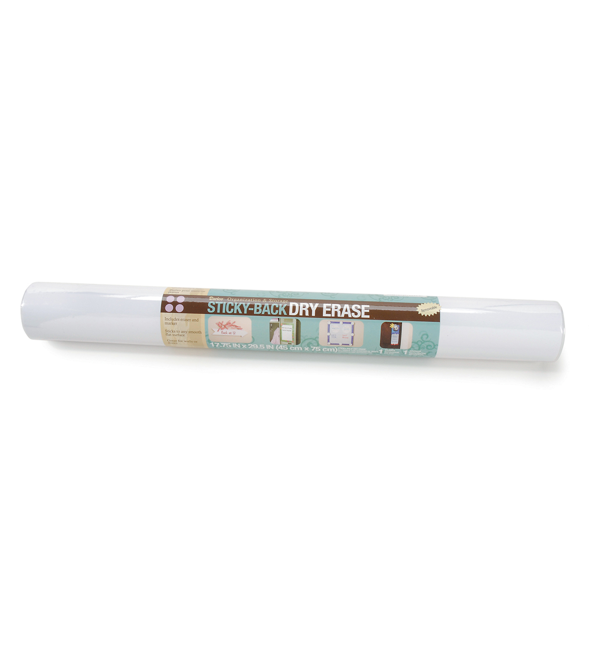 Busy Kids Learning Removable Whiteboard-Roll