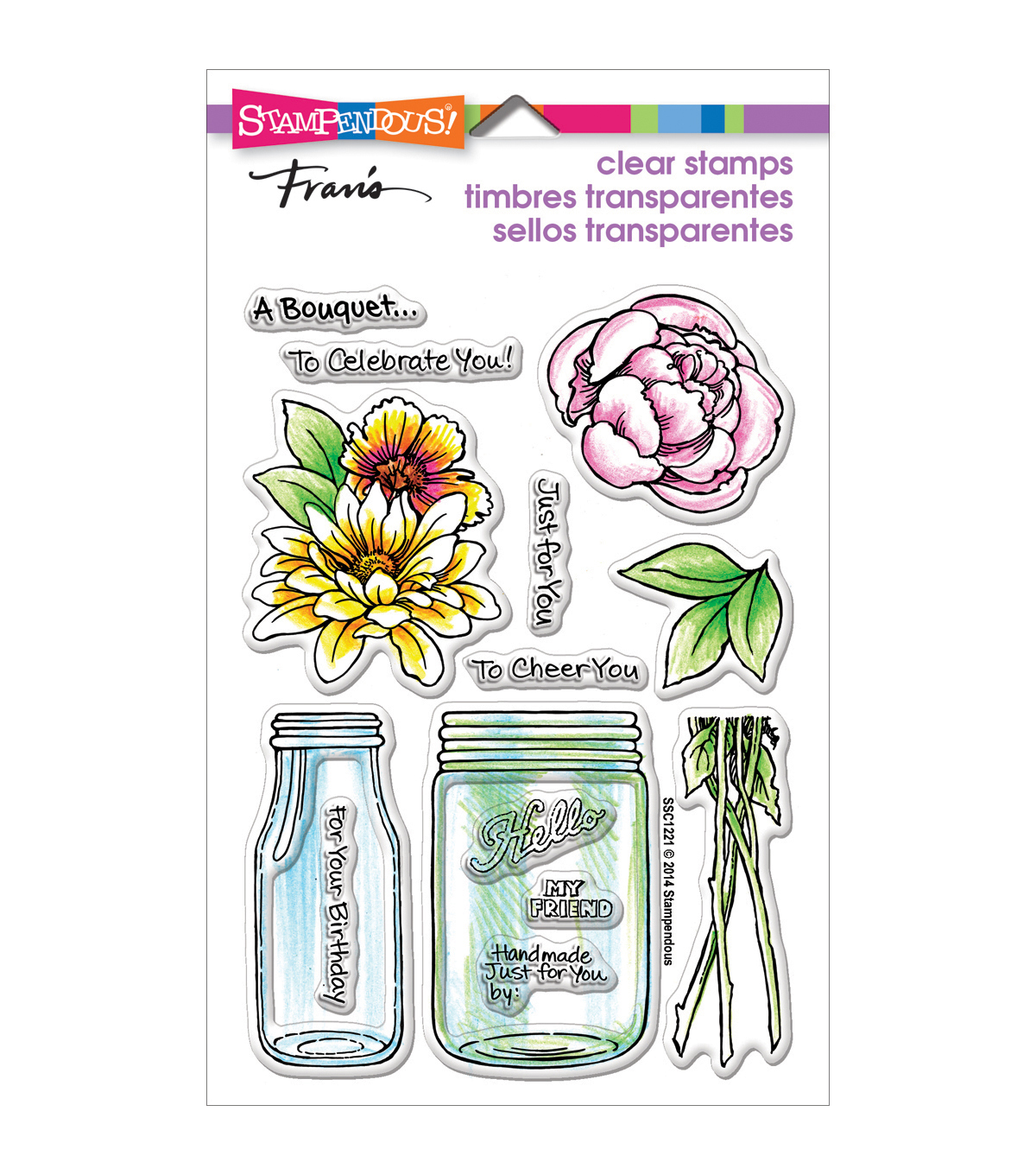 For You -clear Stamps Stampnd