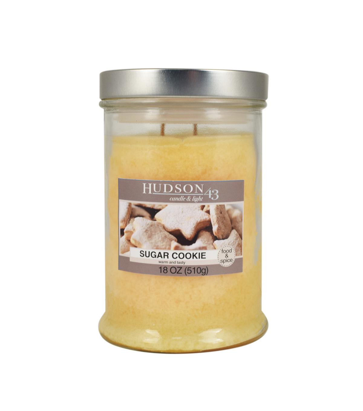 Hudson 43™ Candle & Light Collection 18oz Sugar Cookie Jar