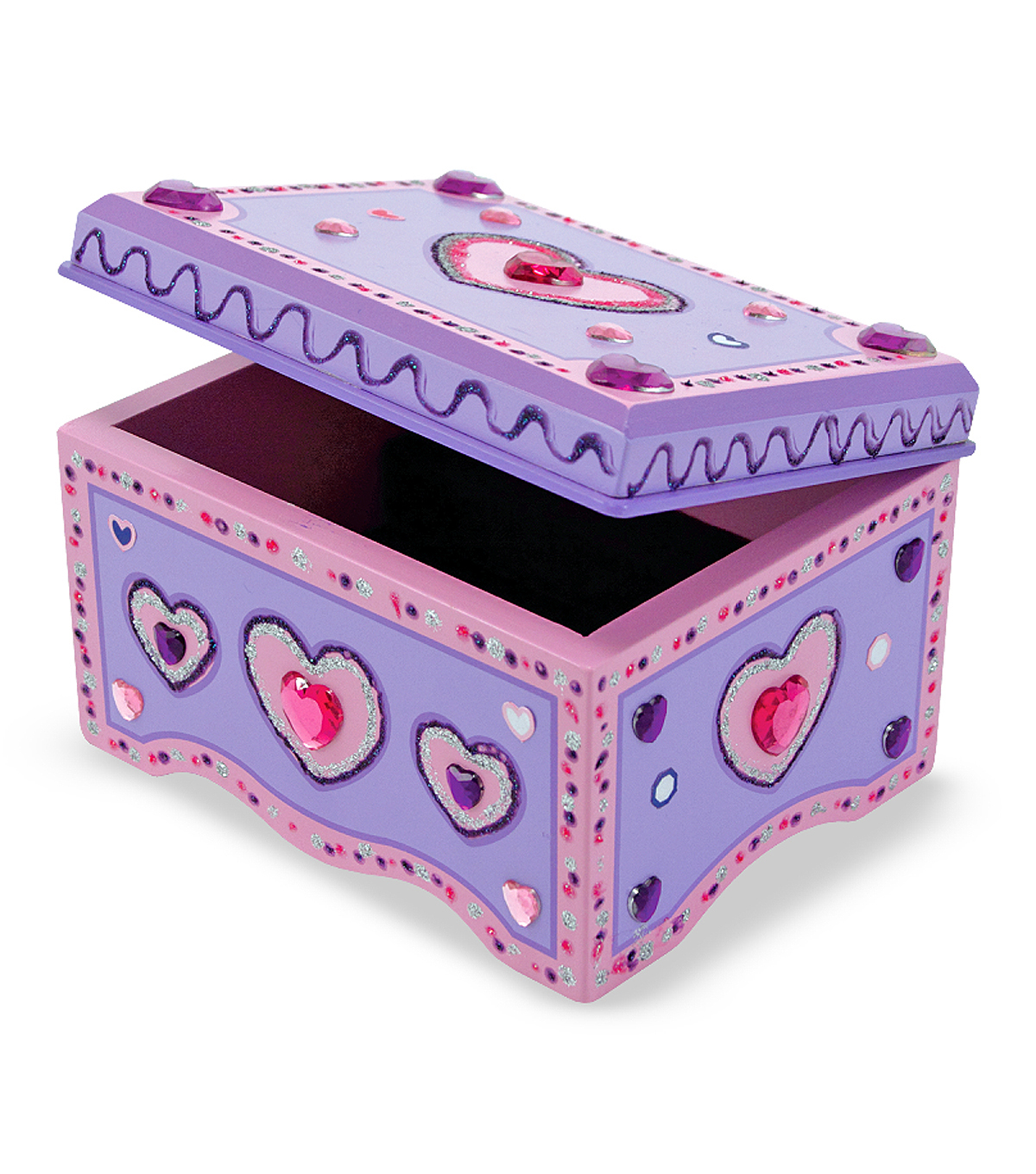 Melissa & Doug Design Your Own Jewelry Box Kit