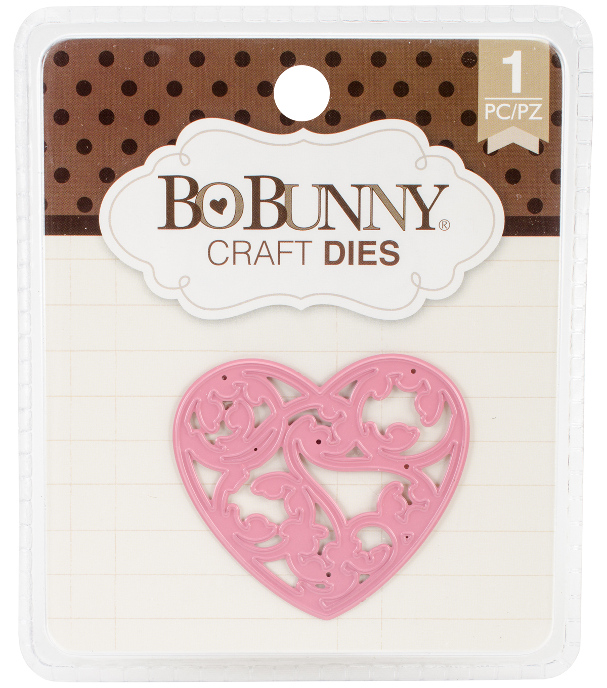 BoBunny Essentials Dies-Sweetheart