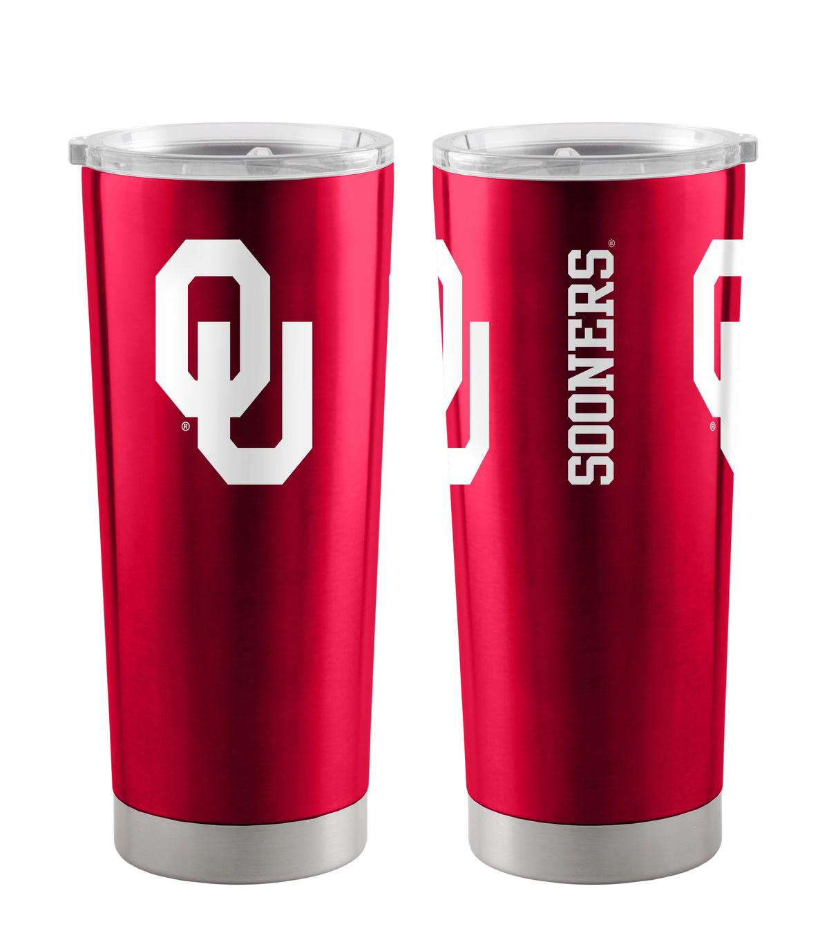 University of Oklahoma Sooners 20 oz Insulated Stainless Steel Tumbler