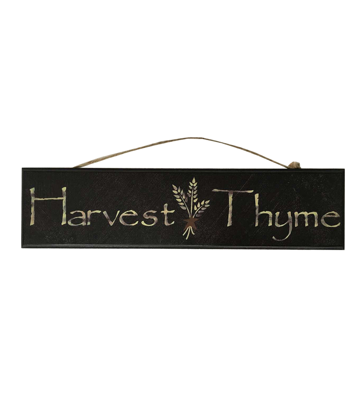 Art of Autumn Wall Decor-Harvest Thyme