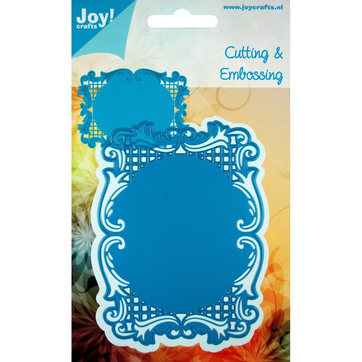 Joy! Crafts Cutting And Embossing Dies Rectangle Frame