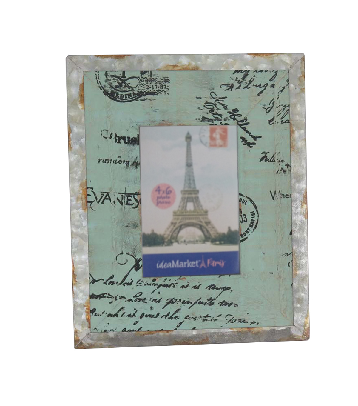 Idea Market Paris Wood Photo Frame