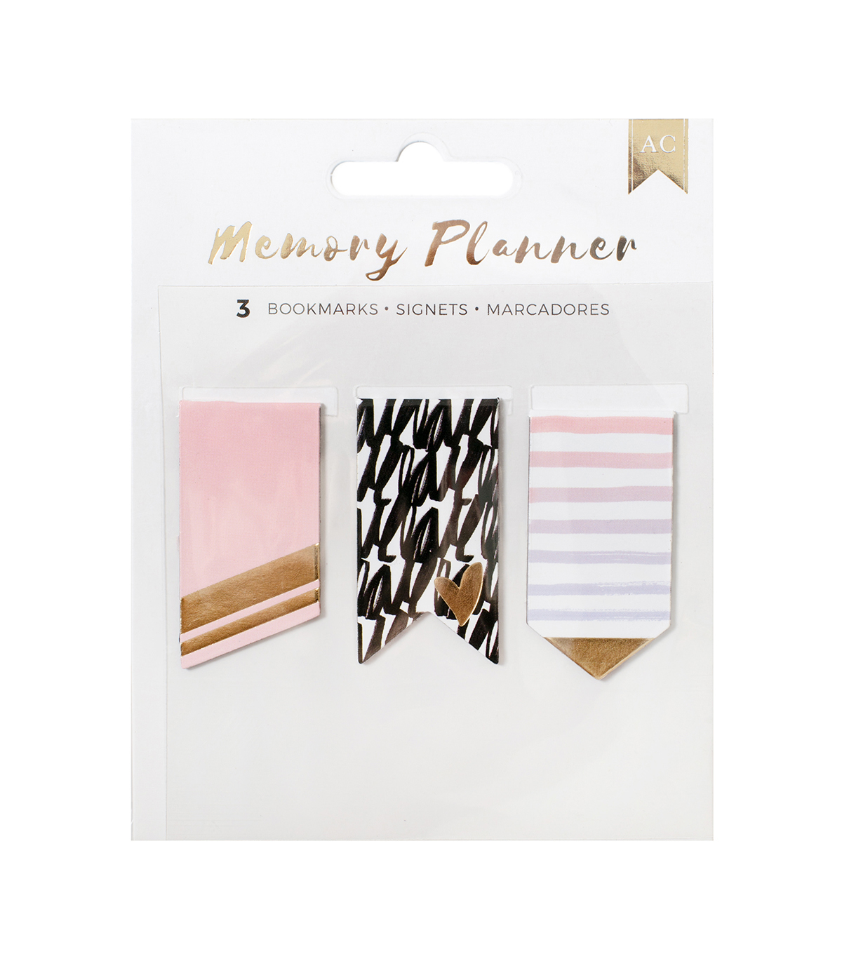 American Crafts™ Memory Planner Bookmark Magnets