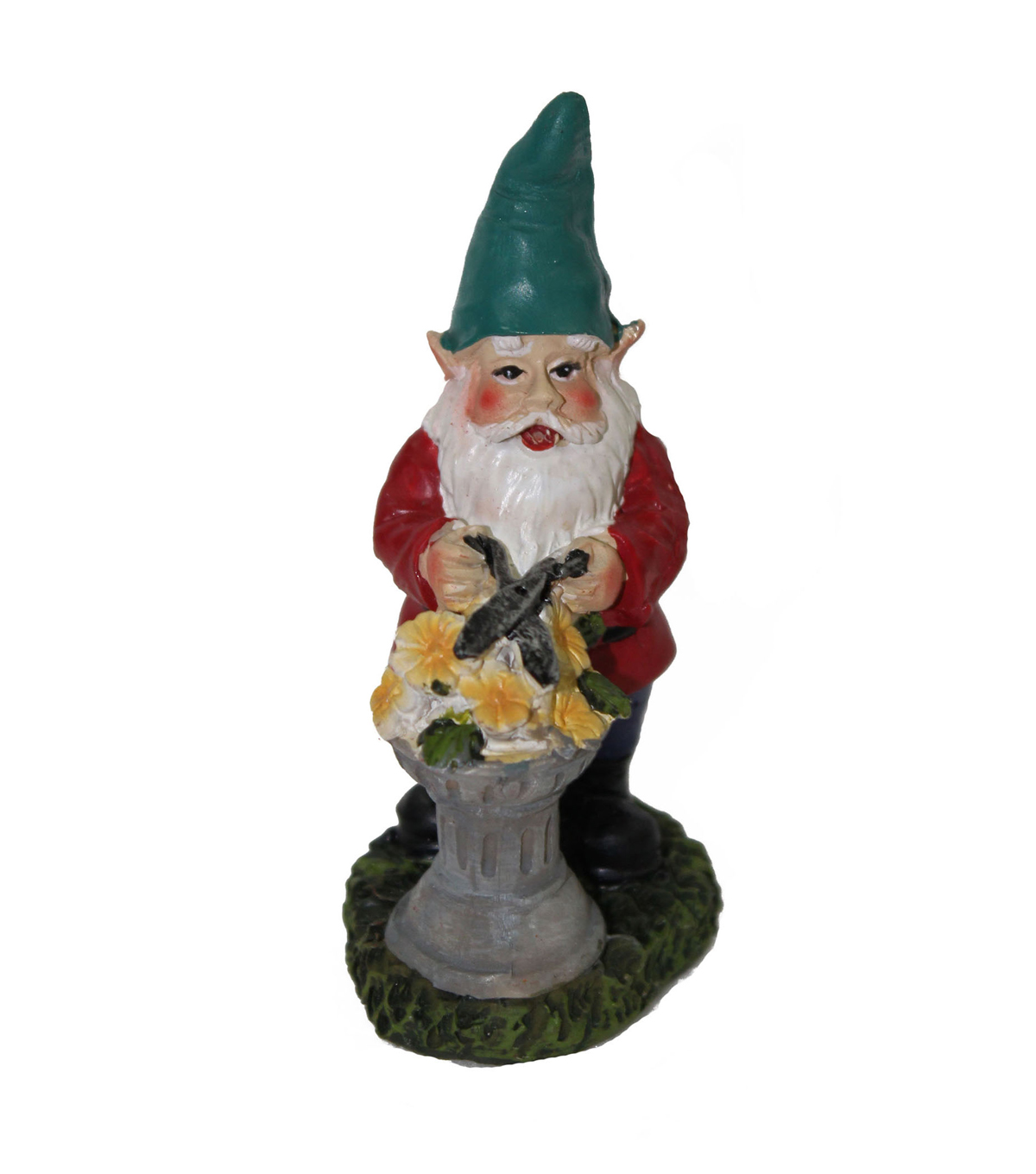 Bloom Room Littles Gnome with Flower