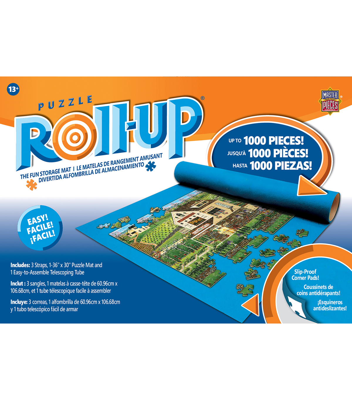 Puzzle Roll Up In A Box 36\u0022x30\u0022